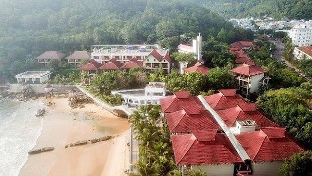 Toàn cảnh khu Resort Hoàng Gia Quy Nhơn