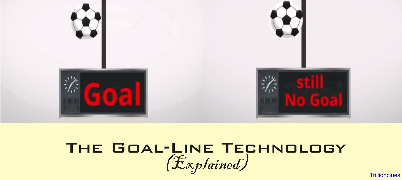 "goal line technology Goal-line technology – getting it right august 2010 as the drone of the vuvuzela fades and the world recovers from the 2010 fifa world cup™ extravaganza in south africa, one issue that will be on the lips of many a football fan around the world is whether goal-line technology has a place in the ""beautiful game""."