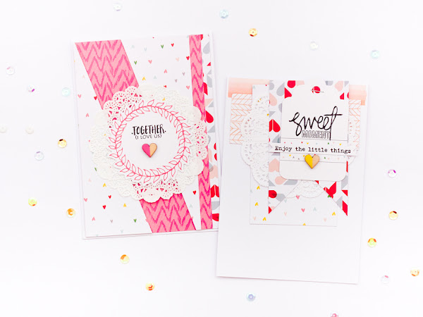 PinkFresh Studio Design Team : Cards & Altered Frame