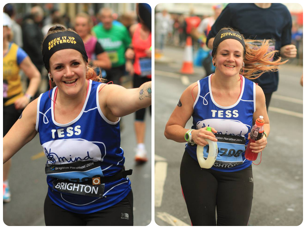 Brighton Marathon Mind UK photos