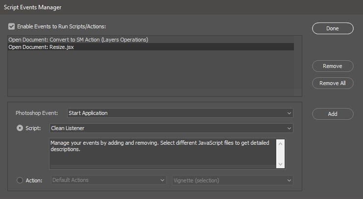 How to Automate Boring Tasks Using Script Events Manager and Actions