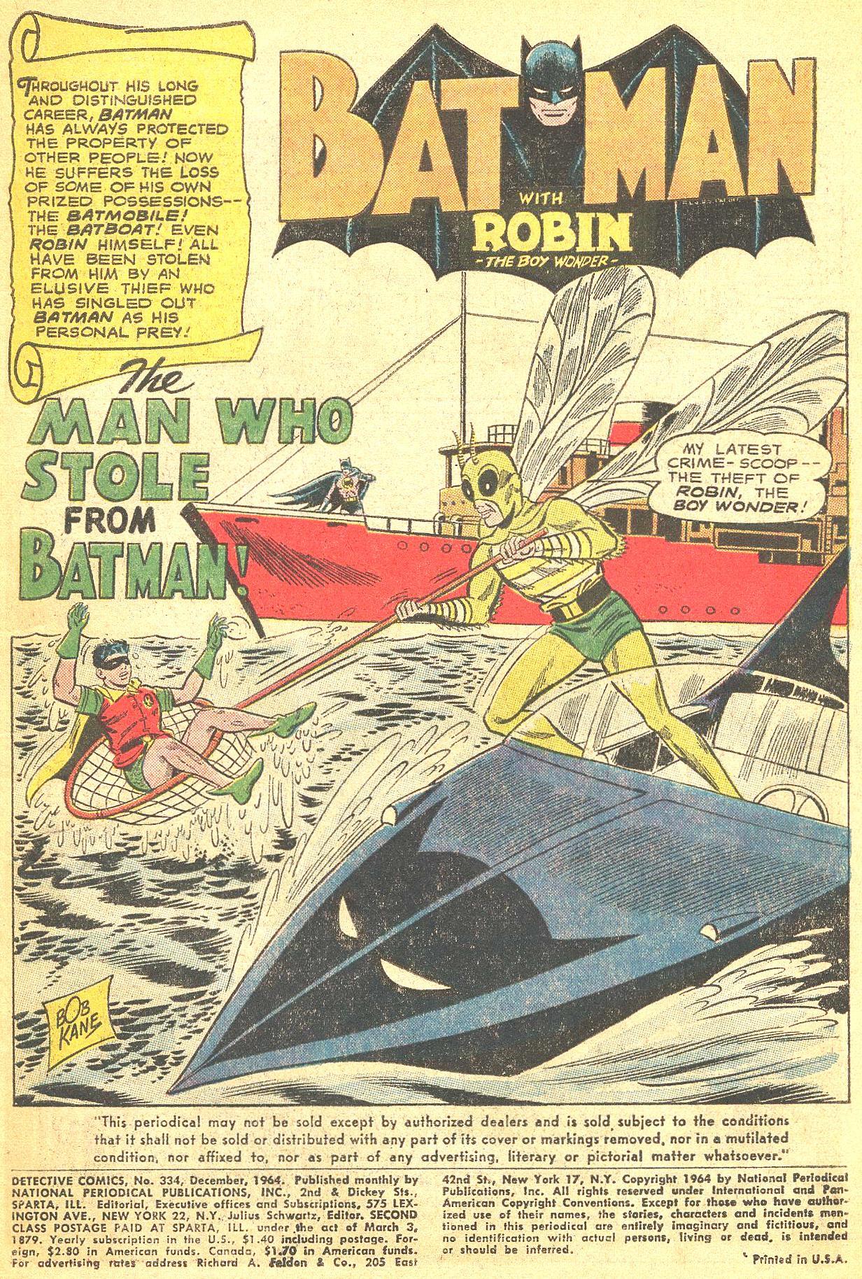 Detective Comics (1937) 334 Page 2