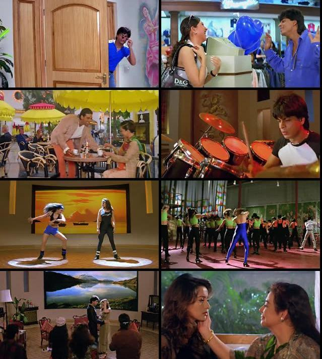 Dil To Pagal Hai (1997) Hindi BluRay 480p 500MB