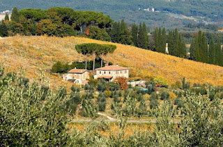 Where to stay in Chianti