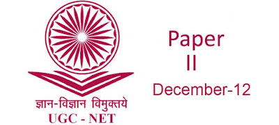 UGC Net Computer Science Paper 1 December 12 Solved