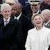 Χίλαρι Κλίντον: Βρίσκομαι εδώ για να τιμήσω τη δημοκρατία μας