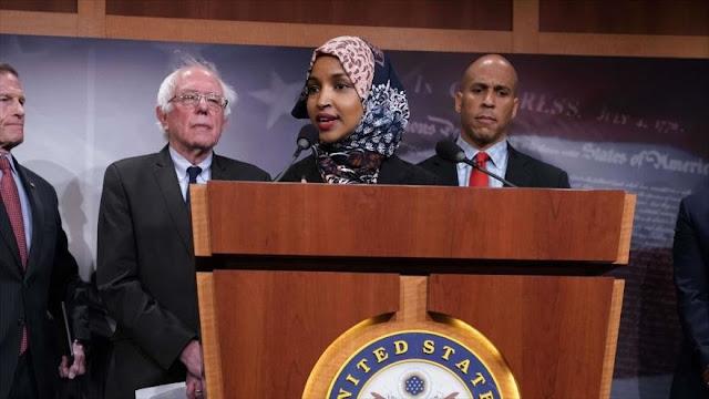 Congresista de EEUU critica sabotaje de Trump contra Venezuela