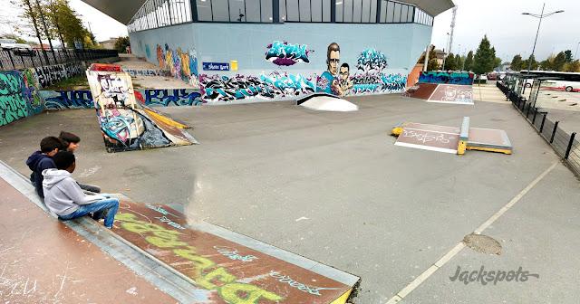 skatepark Arras
