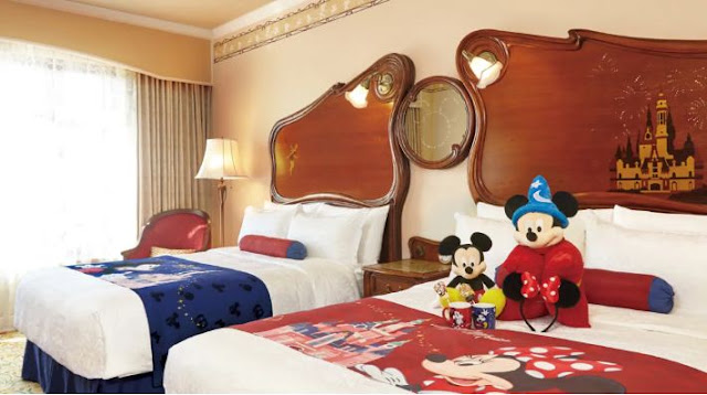 HOTELS NEAR SHANGHAI DISNEYLAND