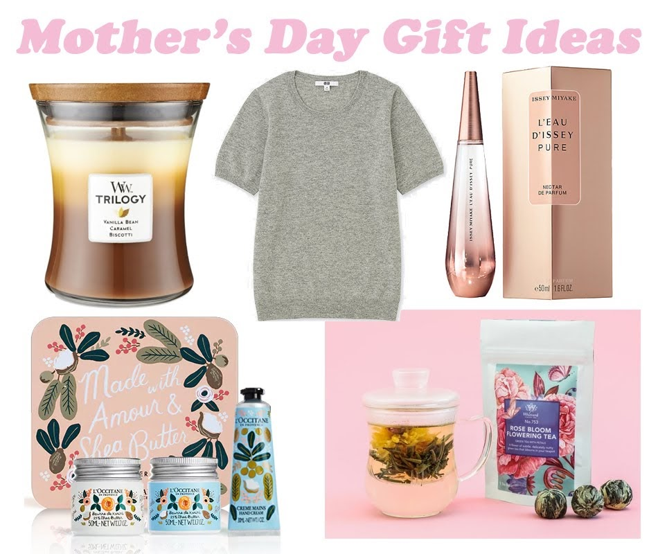 Mother's Day Gift Ideas Under £50 2018