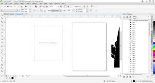 Cara-Membuat-Tipografi-Wajah-di-Coreldraw