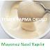 Mayonez Nasıl Yapılır