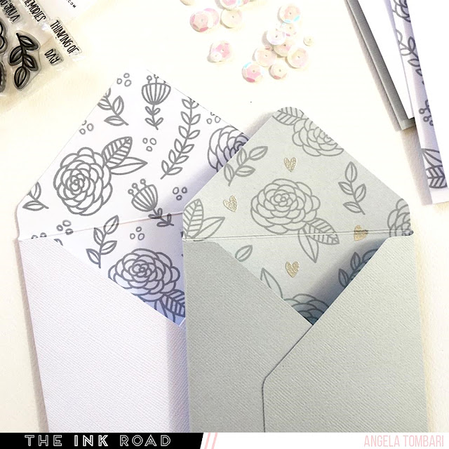Bloom Where You Are Planted card by Angela Tombari for The Ink Road Stamps 05