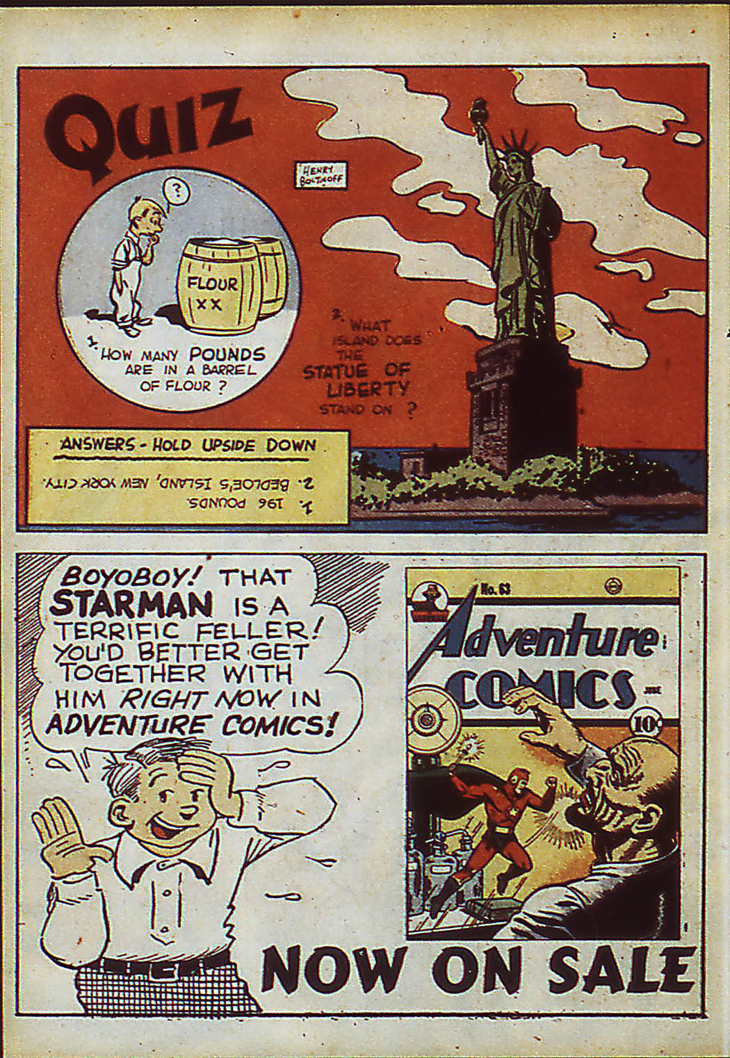 Read online Action Comics (1938) comic -  Issue #37 - 16