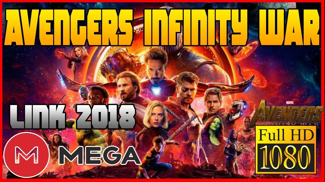 Descargar avengers infinity war 1080p full hd mega - Descargar infinity war ...