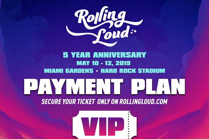 It Will Cost You $405 To Attend The 2019 Rolling Loud Festival