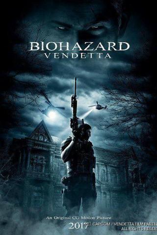 Resident Evil: Vendetta [2017] [DVDR] [NTSC] [CUSTOM HD] [Latino]