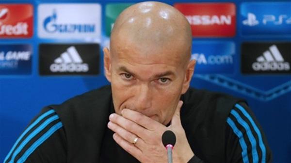 زيدان يصدم الجميع ويعلن رسمياً رحيله عن ريال مدريد !