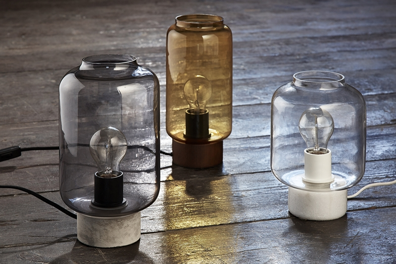 lampa column frandsen, frandsen, decorolka