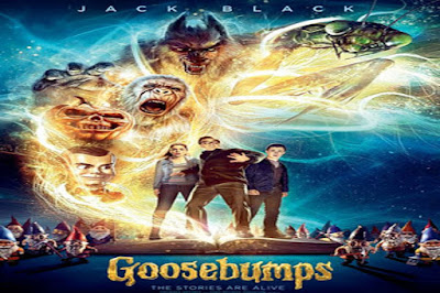 Download Film Goosebumps 2015 Full HD Subtitle Indonesia