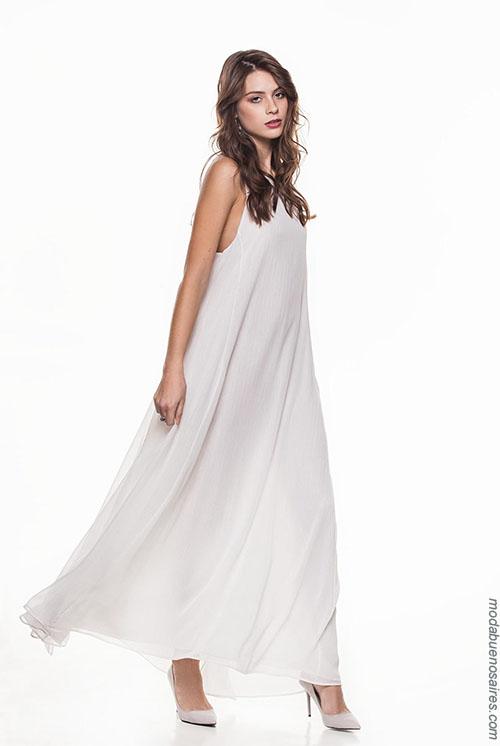 Vestidos 2018. Moda mujer verano 2018.