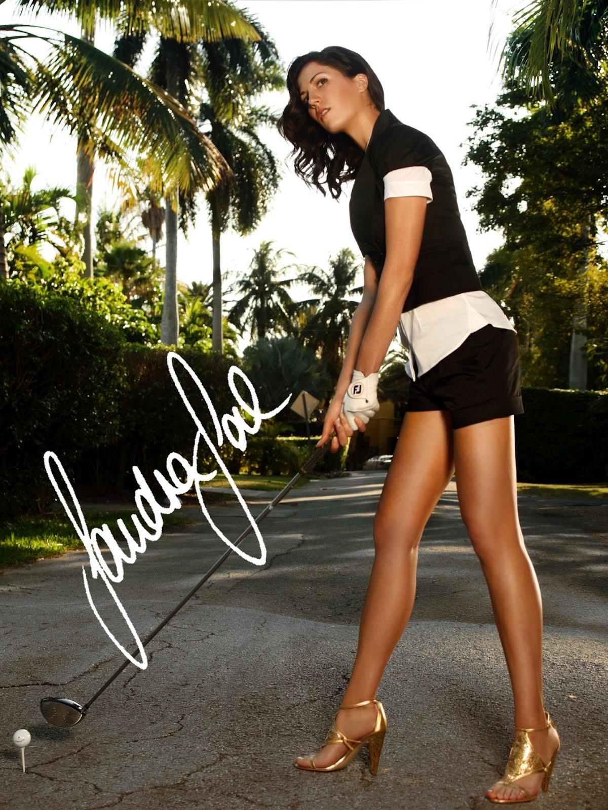 Image result for hot women's golfer