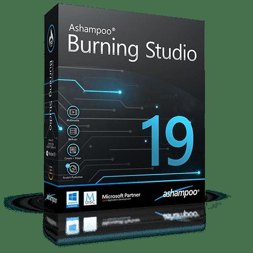 [Soft] Ashampoo Burning Studio 19.0.3.11