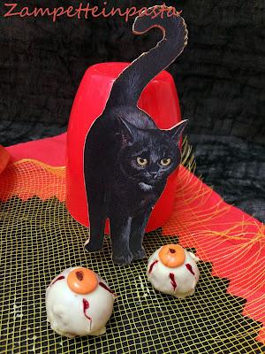 Occhi di strega - Ricetta per Halloween