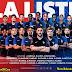 Daftar Pemain Timnas Prancis di Piala Dunia 2018