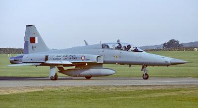 F-5F Tiger II - Força Aérea do Barein