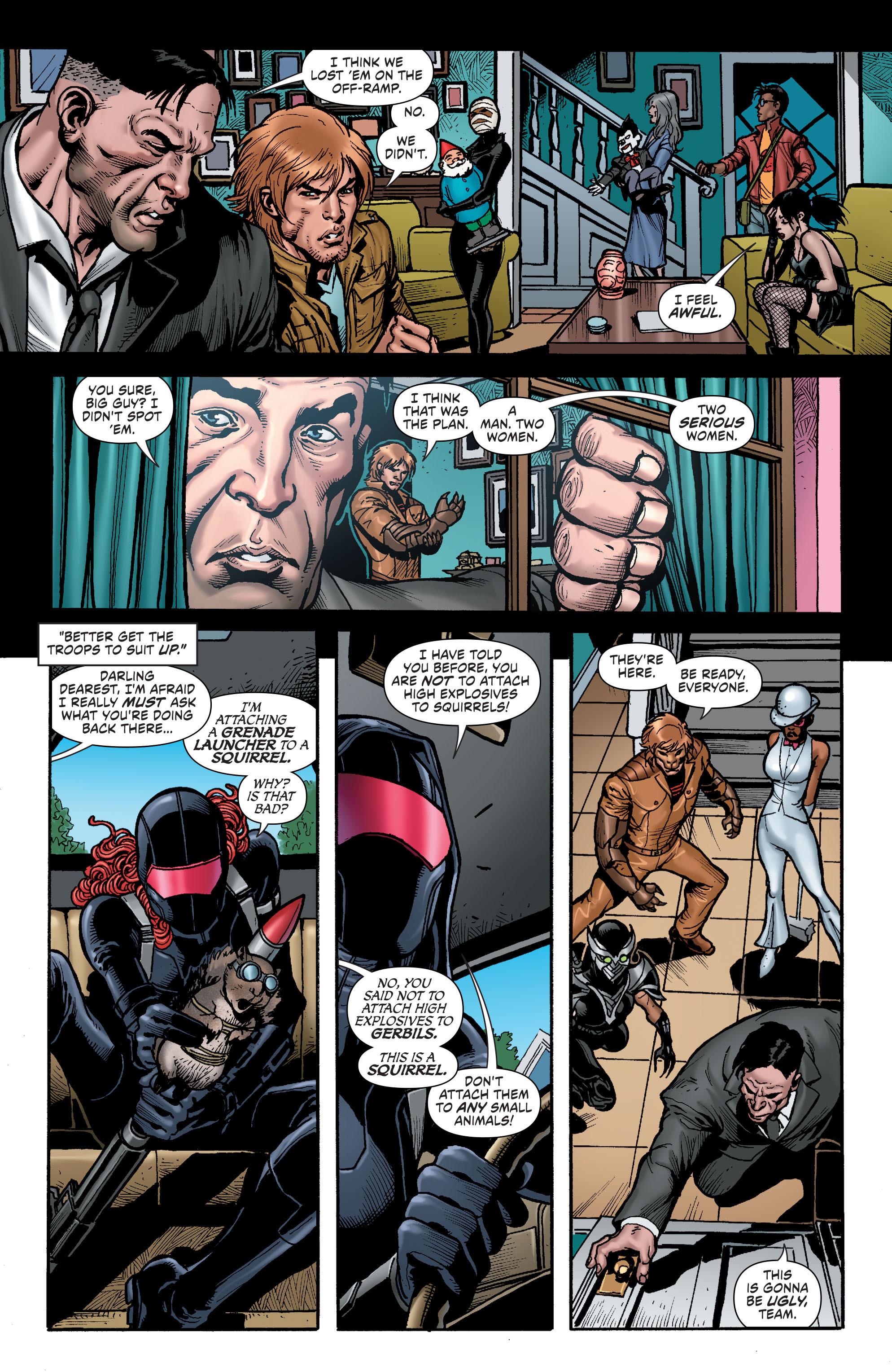 Read online Secret Six (2015) comic -  Issue #4 - 13