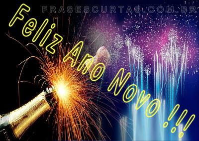mensagem de prospero ano novo