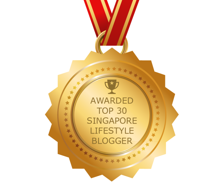 feedspot top 30 singapore lifestyle blogger award