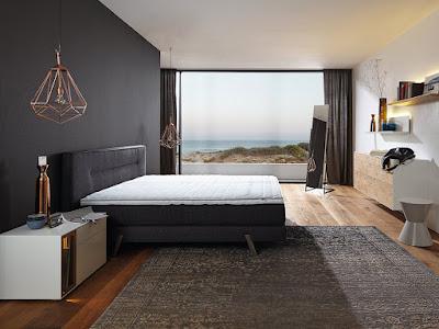 แบบห้องนอน Sea View