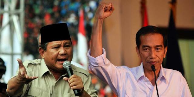 Kemaruknya Gerindra, Sesumbar Dipasangkan Dengan Siapapun Prabowo Akan Kalahkan Dengan Mudah Jokowi...