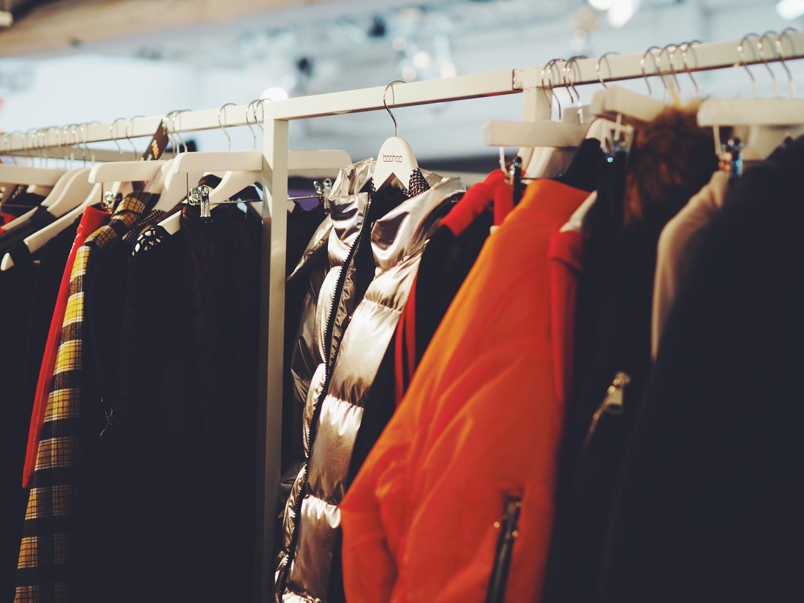 boohoo press day a/w17 autumn winter 2017 fashion trends