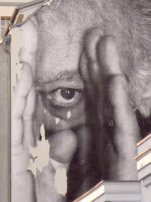 Wandmalerei: Auge