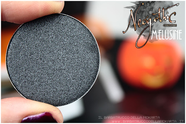 melusine eyeshadow neogothic collection neve cosmetics.