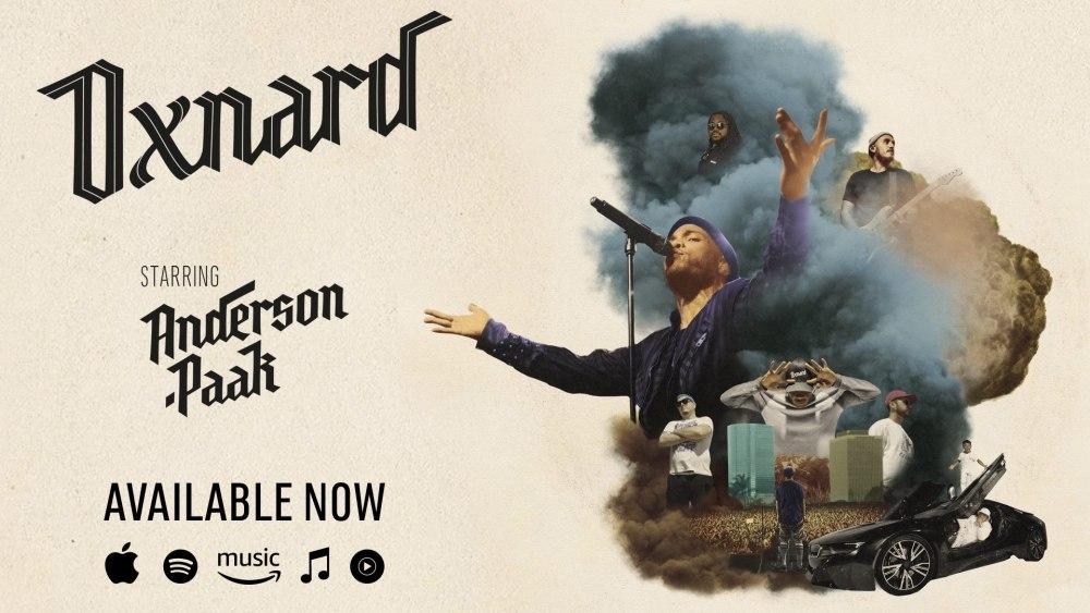 anderson paak oxnard full album download