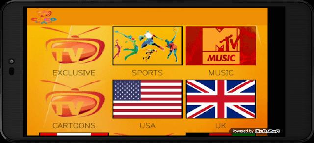 تحميل تطبيق COCO IPTV مع كود التفعيل لمشاهدة القنوات العالمية المشفرة على الاندرويد مجانا