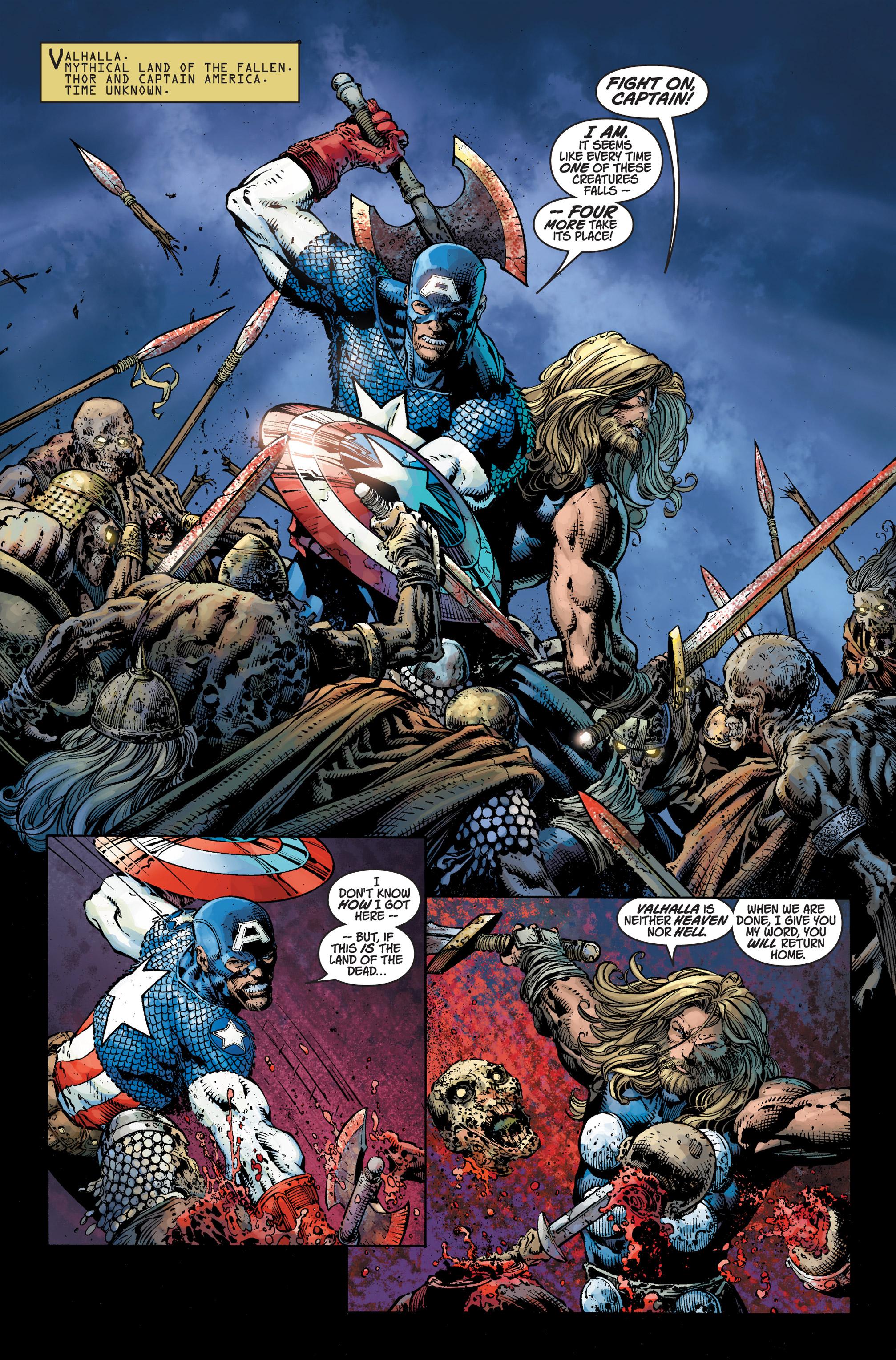 Read online Ultimatum comic -  Issue #3 - 12