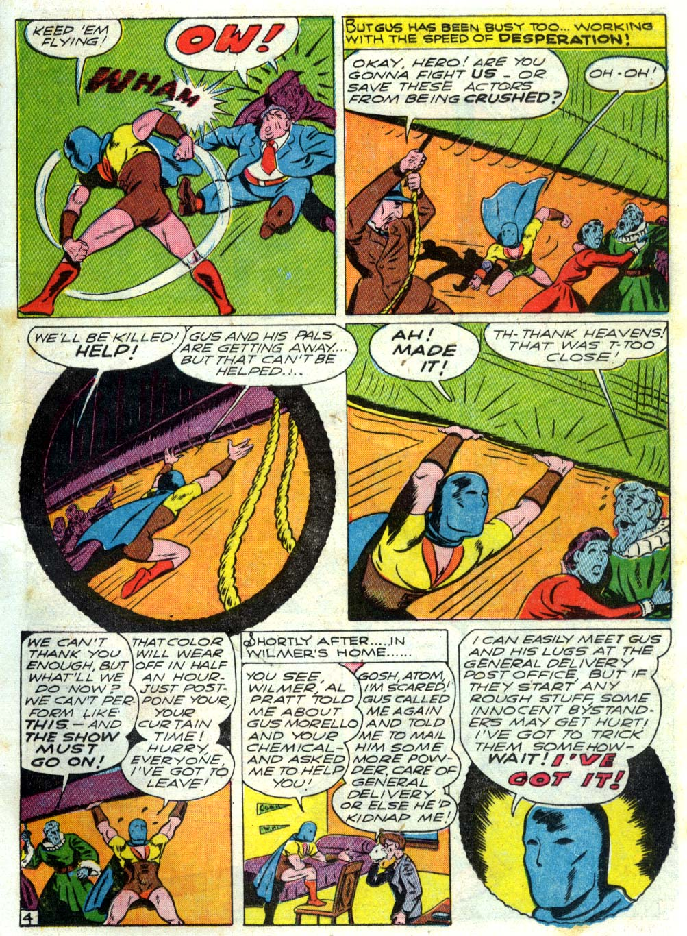 Read online All-American Comics (1939) comic -  Issue #53 - 23