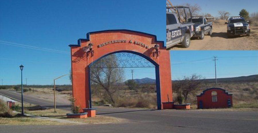 Enfrentamiento en Chihuahua deja cinco personas muertas, incluido un agente de la Policía Ministerial