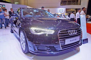 First Impression Audi A6 1.8 TFSI, engine Shrinking, Growing Features