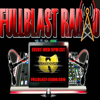 WuWednesdays on Fullblast Radio