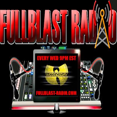 WuWednesdays on Fullblast Radio