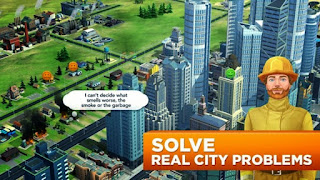 SimCity BuildIt Apk+Data v1.3.4.26938 Full Android