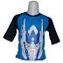Transformer 1 - Kaos Raglan Anak Karakter Transformer 1 Tosca Tua (KAK-TFR-01)