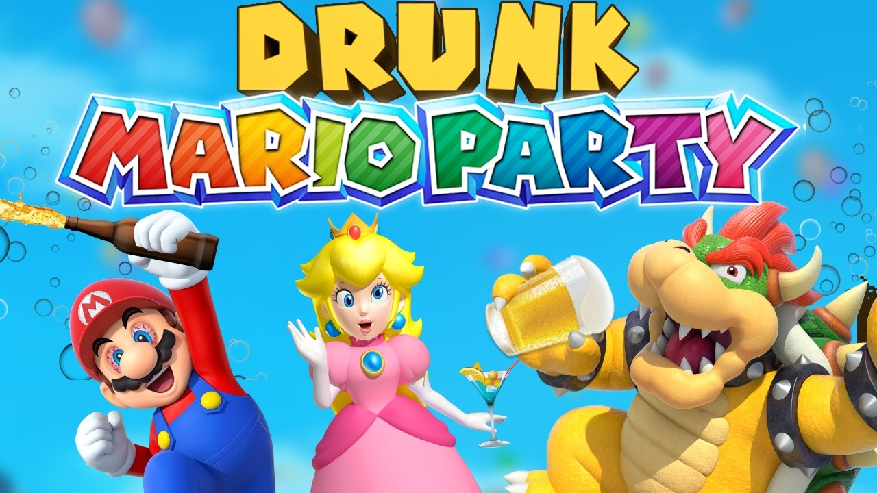 Videos: Top 10 Best Video Games to Play While Drunk