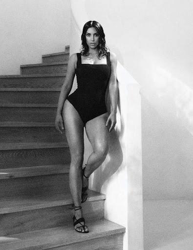 Kim Kardashian sexy model photo shoot